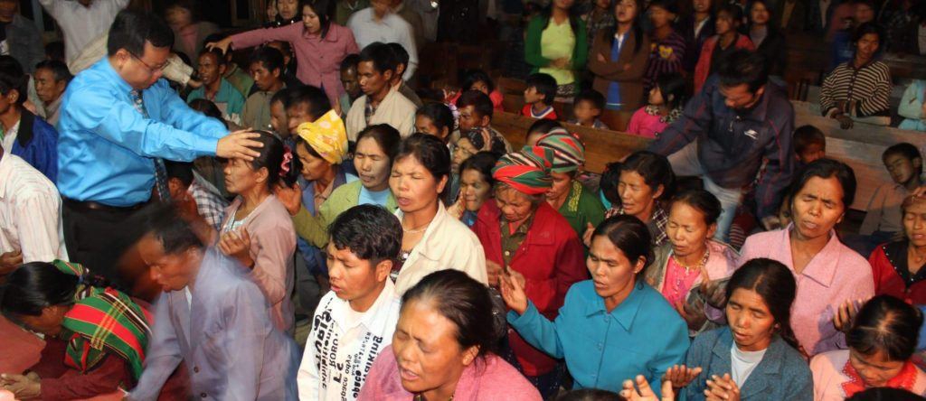 Revival Crusade in Myanmar
