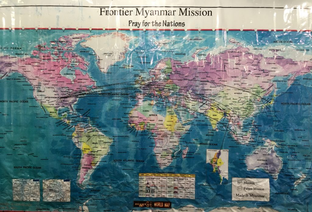 Frontier Burma Mission: Pray for the Nations